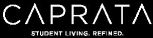 CAPRATA logo white