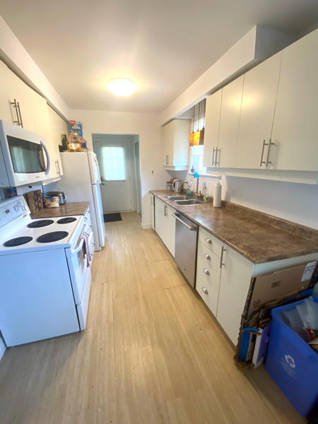 12 Lonsdale Place - Upper, Kitchen