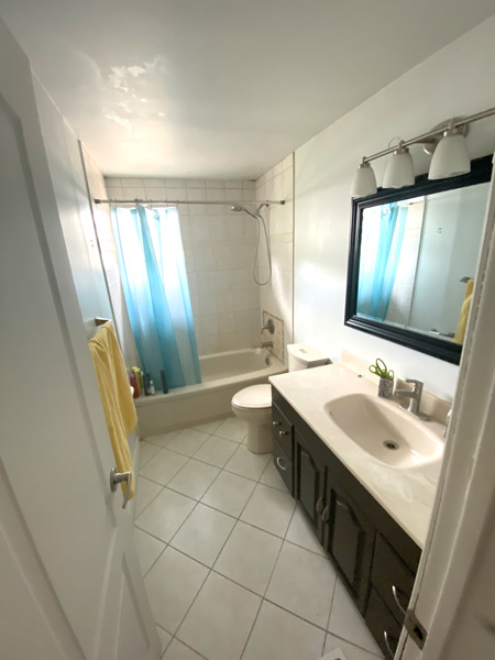 12 Lonsdale Place - Upper, Bathroom