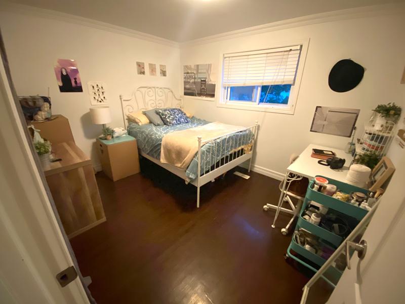12 Lonsdale Place - Upper, Bedroom