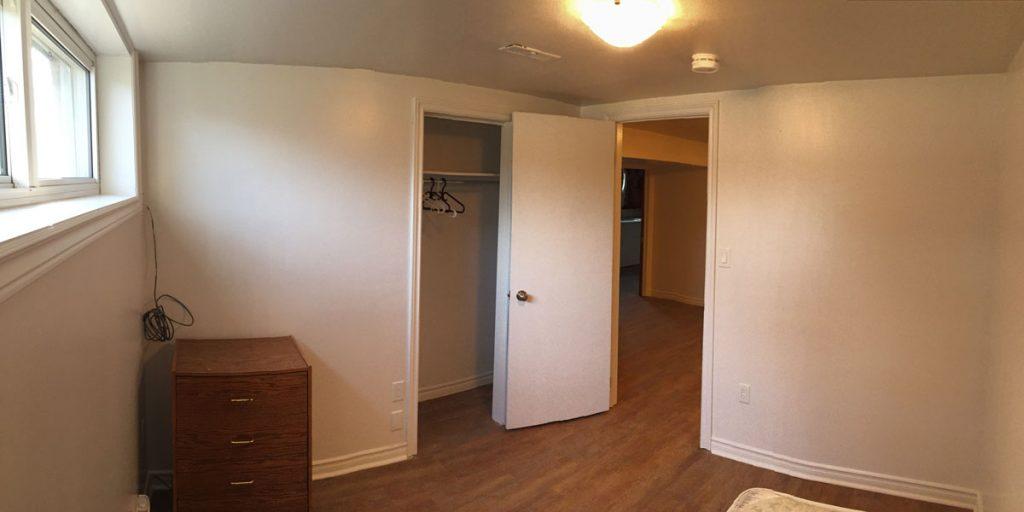 260 Cook Street – Lower, Bedroom #2 Downstairs