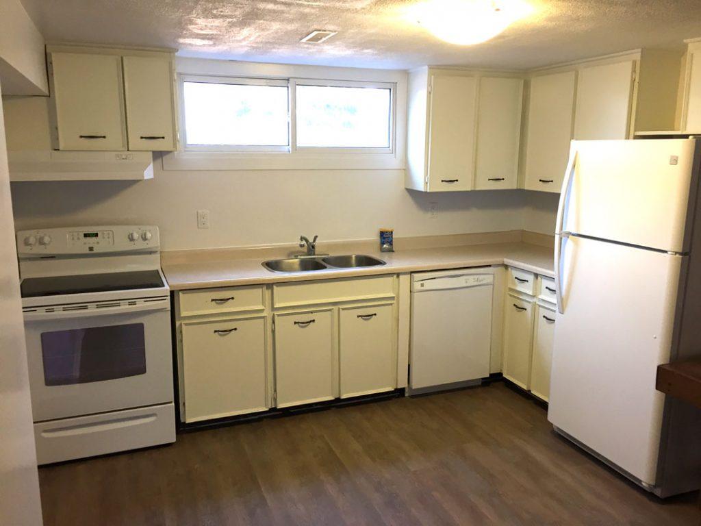 260 Cook Street – Lower, Kitchen