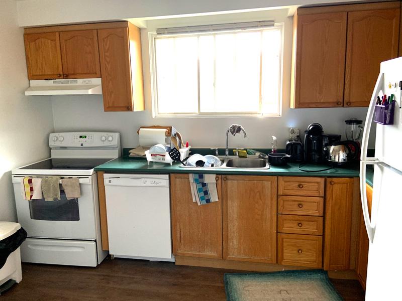 260 Cook Street – Upper, Kitchen