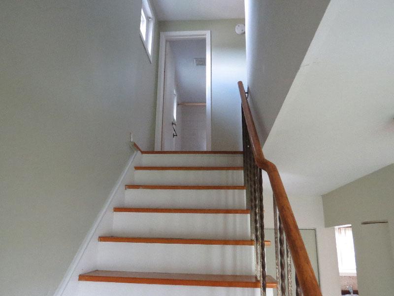 3 West Gate – Upper, Stairway