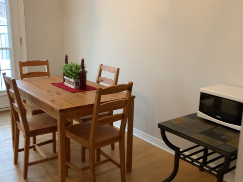 3 West Gate – Upper, Dining Area