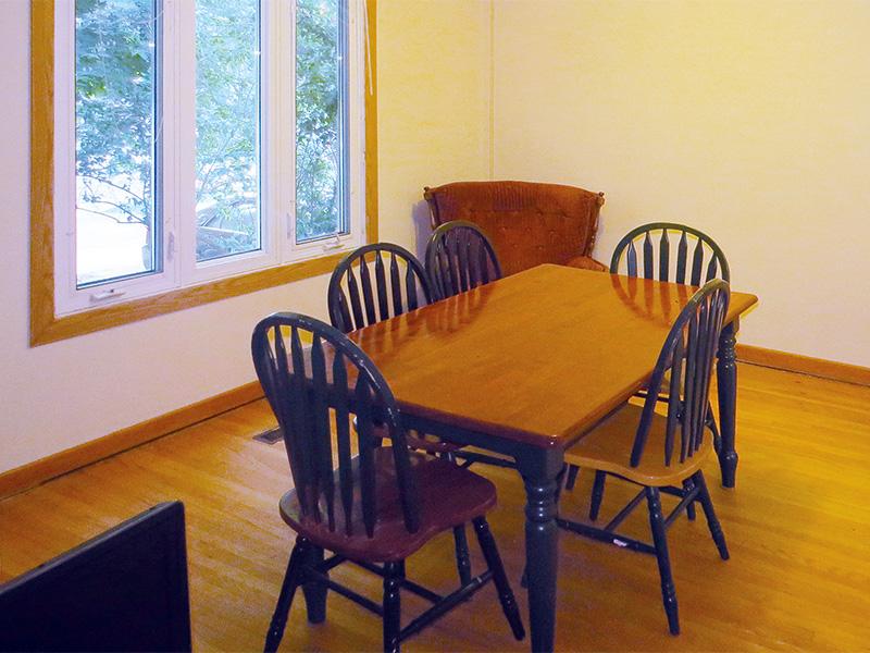 60 College Crescent - Upper, Dining Room