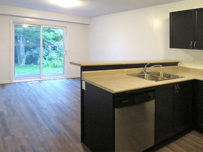 74 Bernick Drive – Lower, Kitchen/Living Room