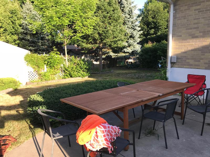 76 Bernick Upper, Backyard