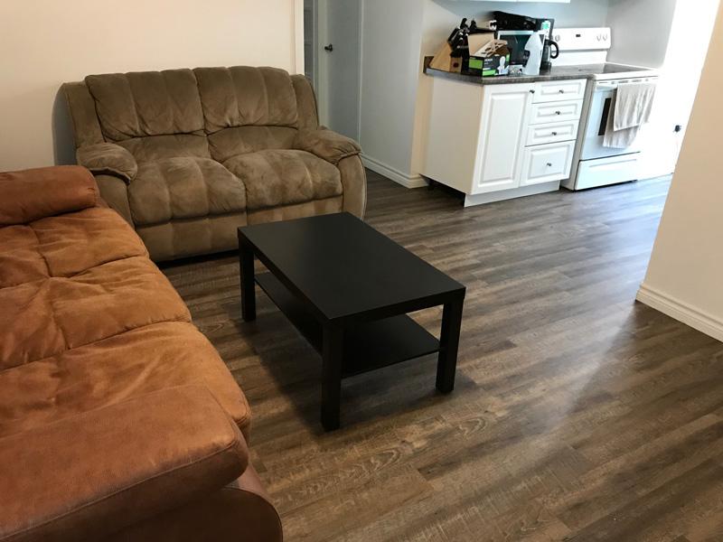 76 Bernick Upper, Living Room