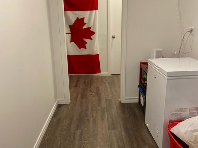 282 Cook Street – Lower, Hallway